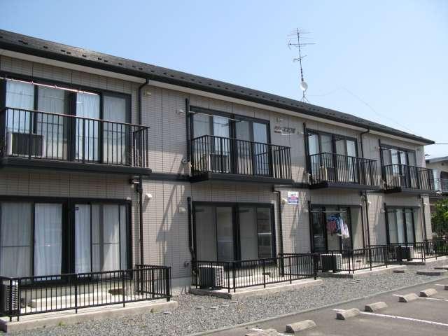 アパート 青森県 八戸市 新井田字石動木平 メゾンオオクボ 2K