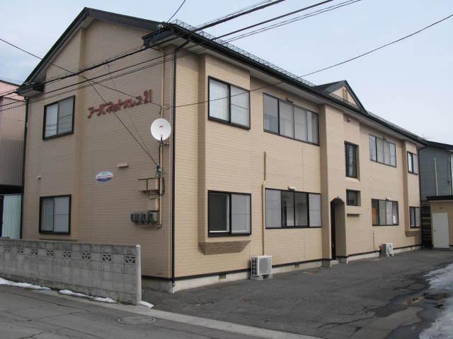 アパート 青森県 八戸市 根城三丁目 アーバネットパレス21 2LDK