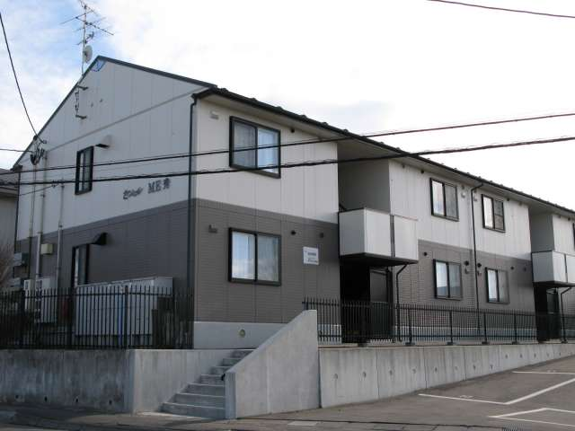 アパート 青森県 八戸市 長根二丁目 セジュールME秀 2LDK