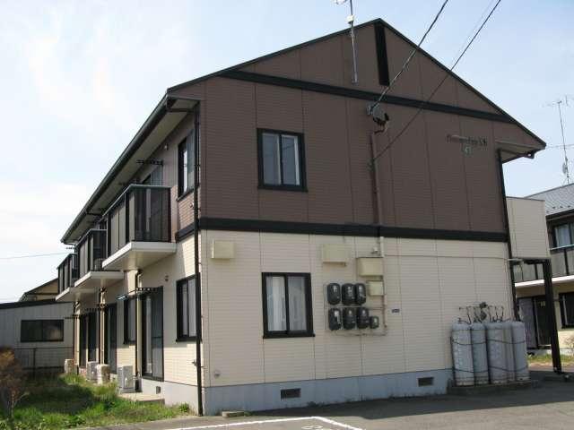 アパート 青森県 八戸市 長苗代一丁目 コモンシティYS C 2DK