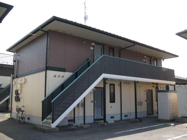 アパート 青森県 八戸市 長苗代一丁目 コモンシティYS B 2DK