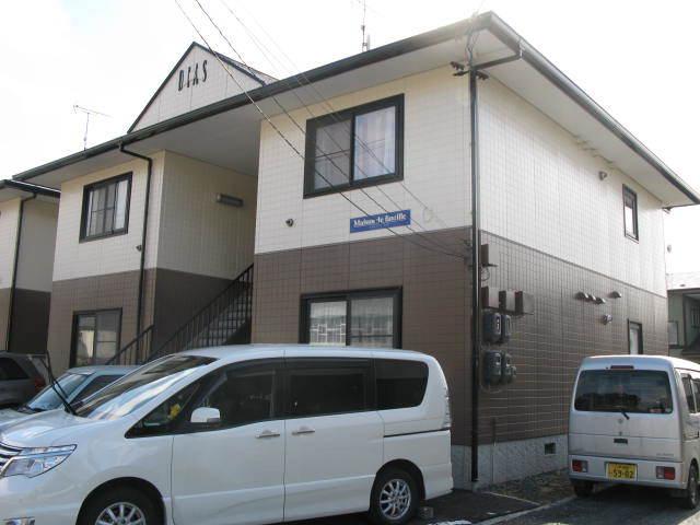 アパート 青森県 八戸市 日計五丁目 メゾン・ド・ファミーユC 2K