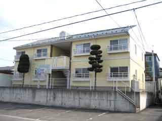 アパート 青森県 八戸市 根城七丁目 フレグランスかわぐちC 2LDK