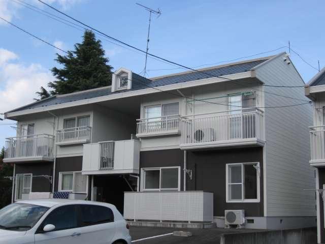 アパート 青森県 八戸市 根城七丁目 タウニィかわぐちA 3DK