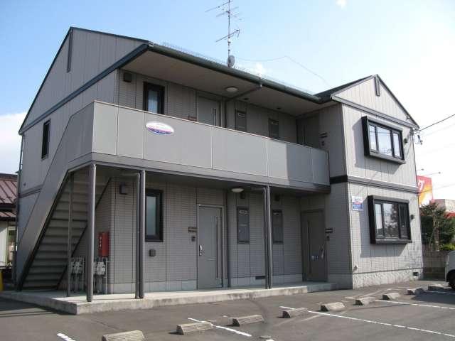 アパート 青森県 八戸市 売市二丁目 シャーメゾンアイビス 2LDK