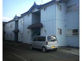 アパート 青森県 八戸市 根城八丁目 グリーンパークハイツB 2LDK