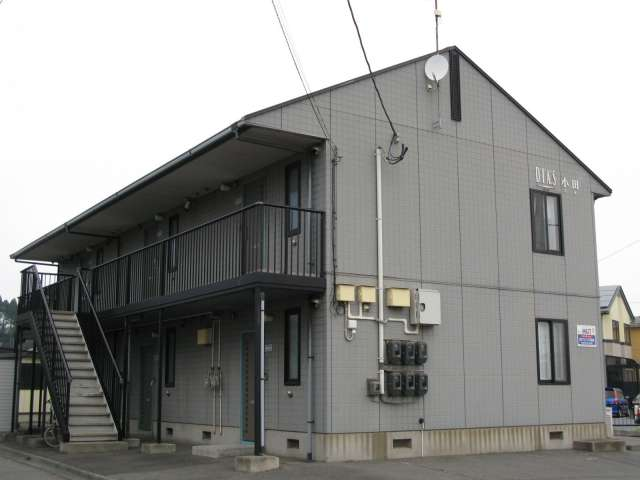 アパート 青森県 八戸市 小田一丁目 ディアス小田 2DK