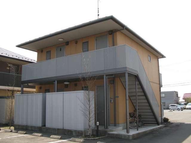 アパート 青森県 八戸市 長苗代一丁目 メゾン・ド・ソレイユB 1K