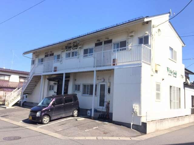 アパート 青森県 八戸市 売市一丁目 ホワイトフィールド 1K