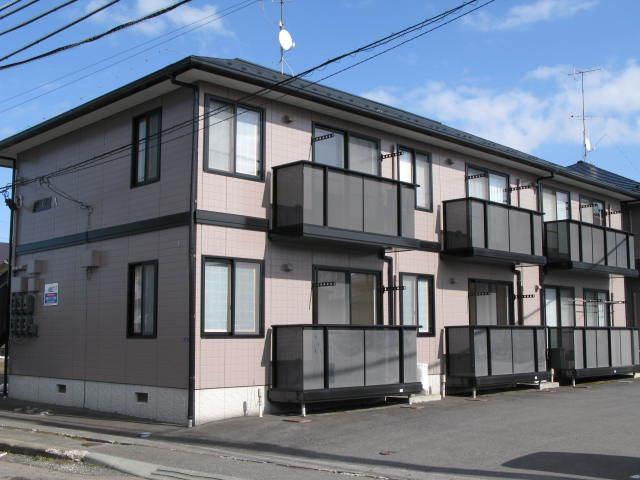 アパート 青森県 八戸市 下長一丁目 アビーロードA 2DK