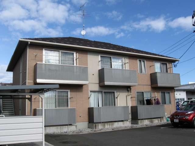 アパート 青森県 八戸市 尻内町字八百刈 シャーメゾンサリーC 2LDK