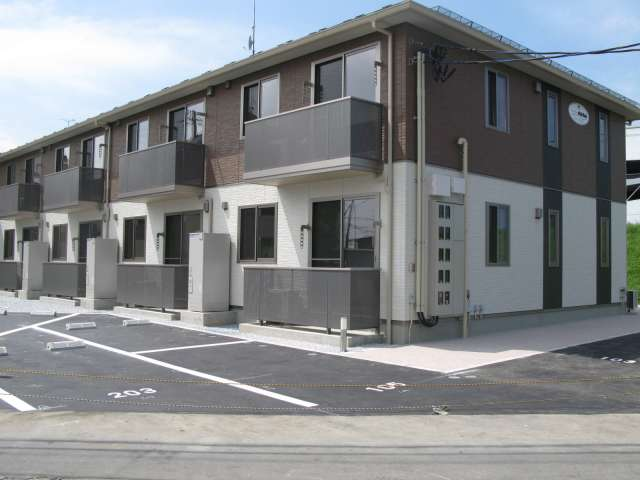 アパート 青森県 八戸市 長苗代字窪田 シャーメゾンオークパーク 2LDK