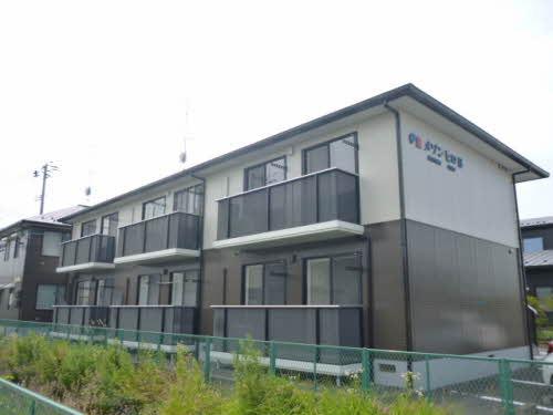 アパート 青森県 八戸市 下長二丁目 メゾンヒロB 2K