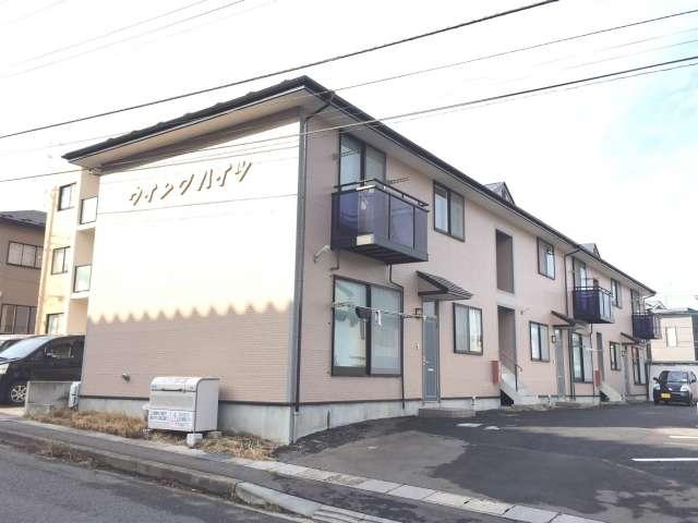 アパート 青森県 八戸市 売市字長根平 ウイングハイツ 3K