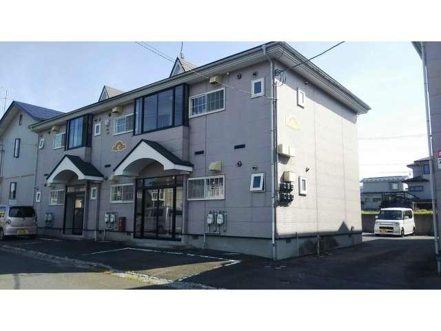 アパート 青森県 八戸市 東白山台三丁目 キャッスルC 2DK