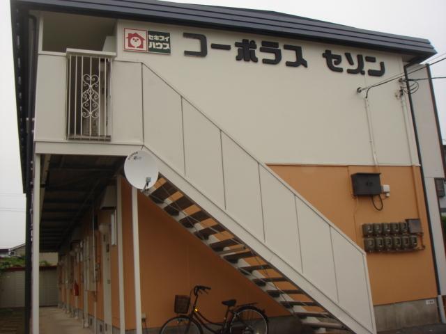 アパート 青森県 八戸市 下長三丁目18-4 コーポラスセゾン 1K