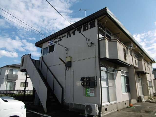 アパート 青森県 八戸市 石堂一丁目26-5 ニューハイツ石堂 2K