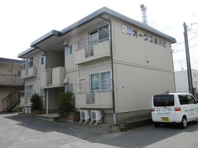 アパート 青森県 八戸市 下長一丁目5-22 オークス合川2 2K