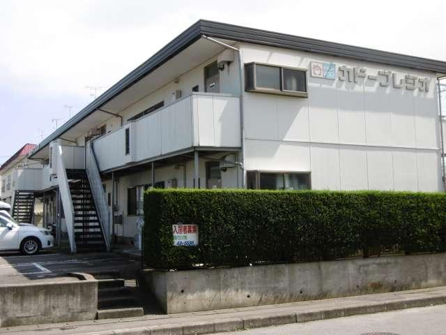 アパート 青森県 八戸市 下長四丁目22-2 カドープレジオ 3DK
