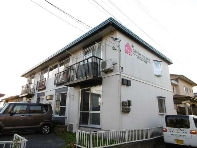 アパート 青森県 八戸市 諏訪二丁目27-10 メゾンドール諏訪 2LDK