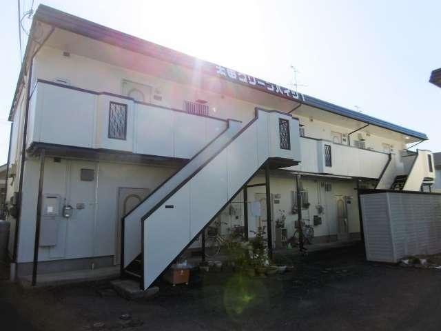 アパート 青森県 八戸市 青葉三丁目5-16 太田グリーンハイツ1 2DK
