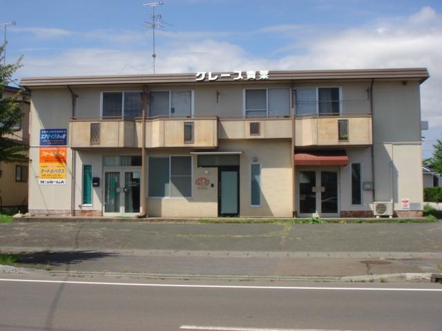 アパート 青森県 八戸市 青葉一丁目17-13 グレース青葉 2K