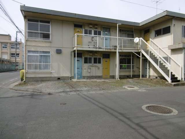 アパート 青森県 八戸市 江陽一丁目4-1 トキアパート 2K