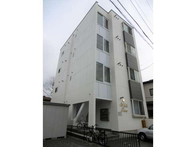アパート 青森県 八戸市 小中野七丁目1-27 ホワイトタイム 1R