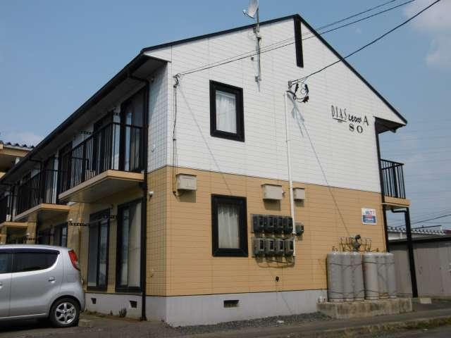 アパート 青森県 八戸市 下長六丁目13-15 ディアスしもながSO A 2DK