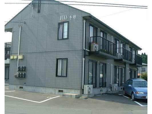 アパート 青森県 八戸市 小田1丁目6-69 ディアス小田 2K