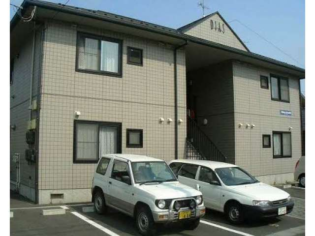 アパート 青森県 八戸市 日計5-5-24 メゾン・ド・ファミーユA 2K