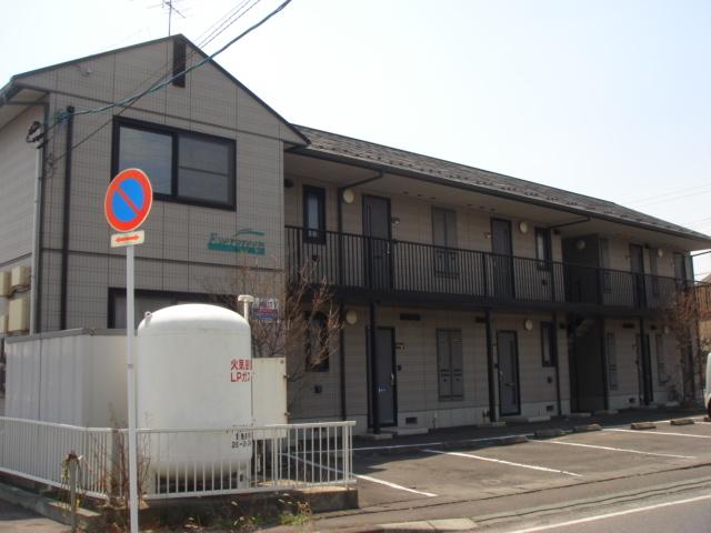 アパート 青森県 八戸市 下長3丁目14-8 エヴァーグリーン 1K