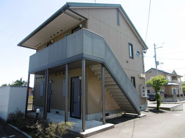 アパート 青森県 八戸市 河原木1-26 メゾンシャルムC棟 1K