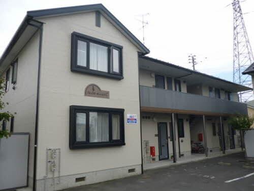 アパート 青森県 八戸市 新井田西3丁目2-3 ウエスタンキャッスルC 1K