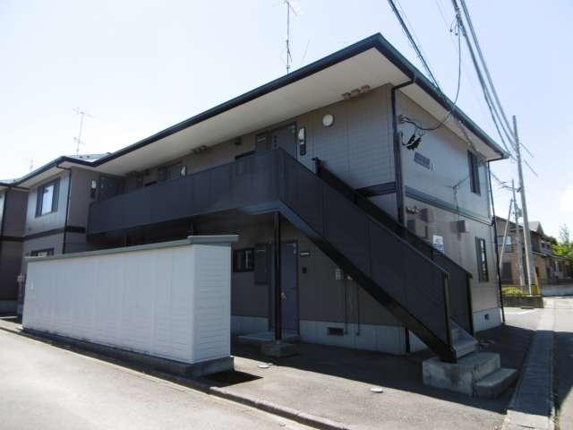 アパート 青森県 八戸市 下長一丁目24-5 アビーロードA 2LDK