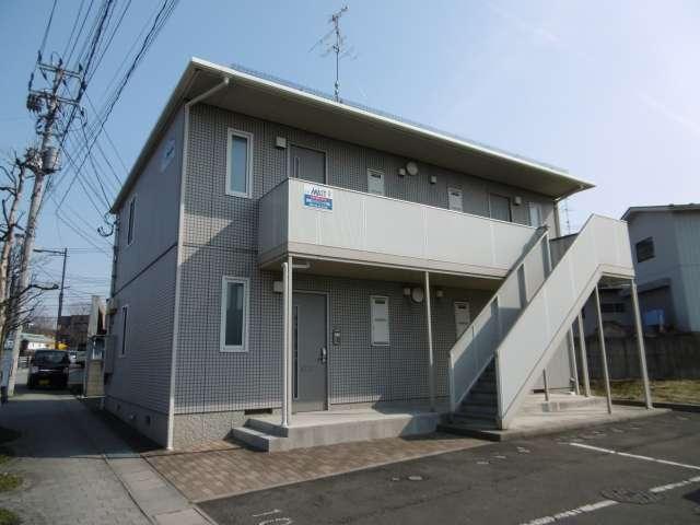 アパート 青森県 八戸市 田面木字上田面木41-11 シャーメゾンカスケードⅡ 1LDK
