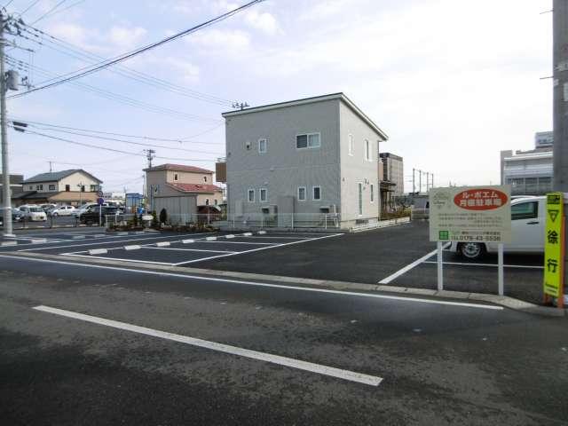 駐車場 青森県 八戸市 尻内町内矢沢26-12 ル・ポエム駐車場