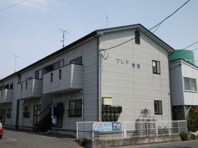 アパート 青森県 八戸市 青葉1丁目14-25 ブレア青葉A棟 2DK