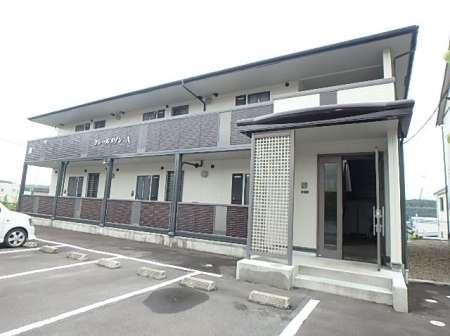 アパート 青森県 八戸市 西白山台3-13-8 クレールメゾンA 1LDK