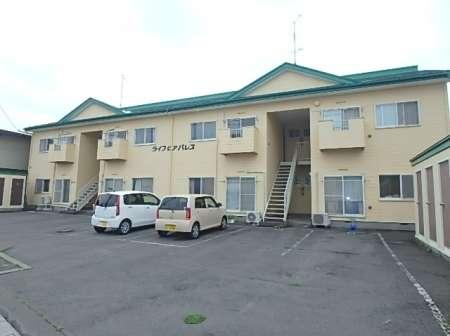 アパート 青森県 八戸市 小中野2-16-6 ライフピアパレス 3K