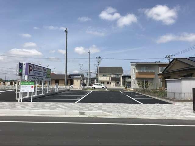 駐車場 青森県 八戸市 尻内町字内矢沢27-5 ウエストパーキング