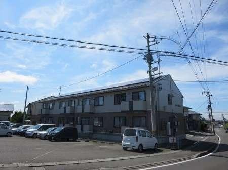 アパート 青森県 八戸市 新井田字鷹清水4-1 ハイカムール鷹清水A 2K