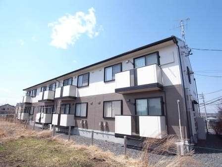 アパート 青森県 八戸市 長根2-12-18 セジュールME秀 2LDK
