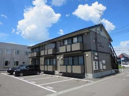 アパート 青森県 八戸市 新井田西2-14-11 セジュールFXタケイシ A 2DK