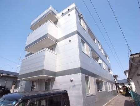 アパート 青森県 八戸市 売市1-2-30 シャトゥソレイユ 3LDK