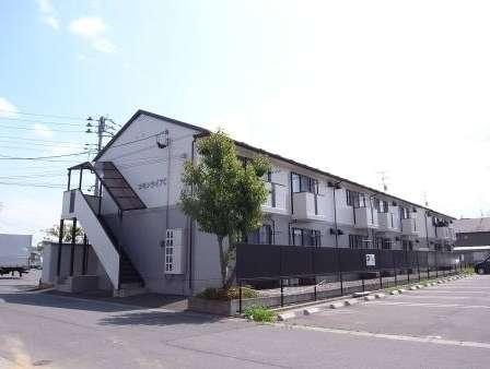 アパート 青森県 八戸市 新井田西1-2-7 コモンライフD 1LDK