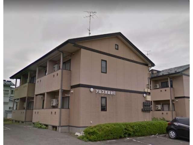 アパート 青森県 八戸市 湊高台4丁目15-20 アルス湊高台E 1K