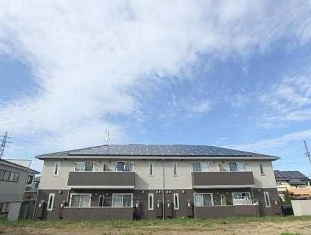アパート 青森県 八戸市 西白山台3-4-29 シャイニーコート 1LDK