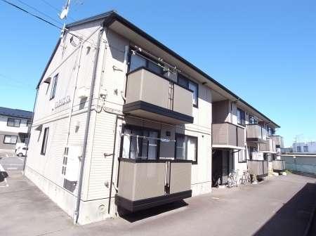 アパート 青森県 八戸市 湊町字上田屋前25-5 HARMONIA  2LDK