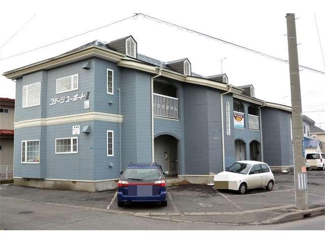 アパート 青森県 八戸市 湊高台七丁目 コテージ・ユー・ポートI 1K